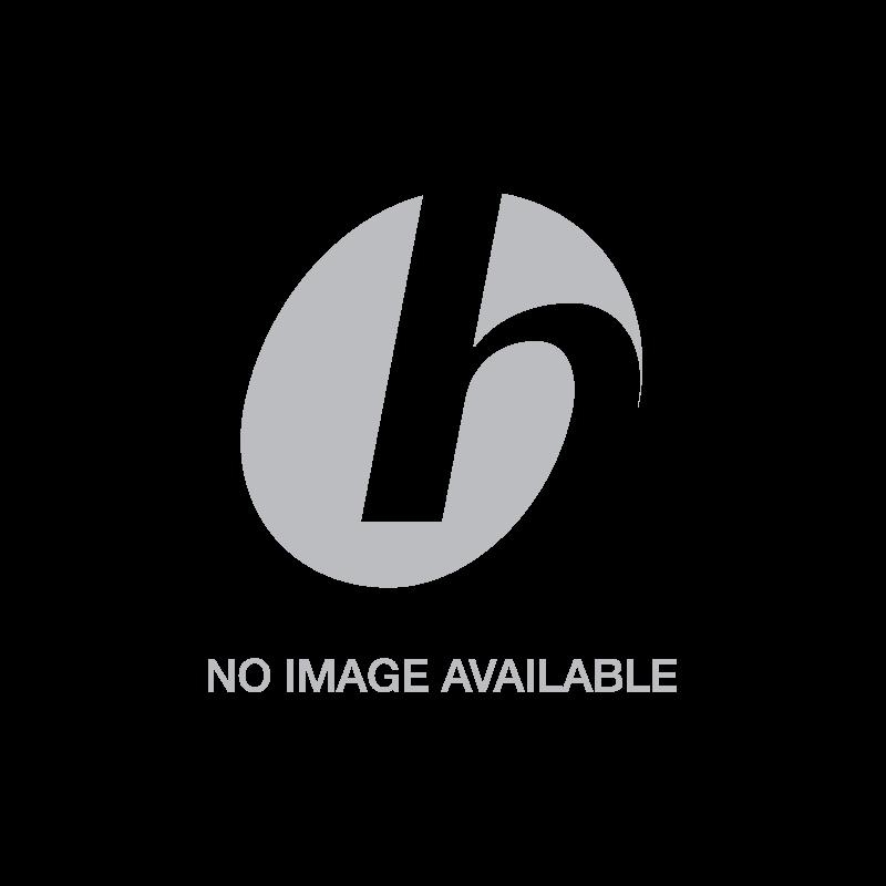 DAP 6.3mm Right-angle Jack X-type Mono with black endcap