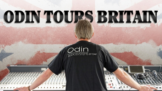 Odin Tours Britain!