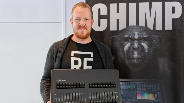 Chimp challenge delivers victor
