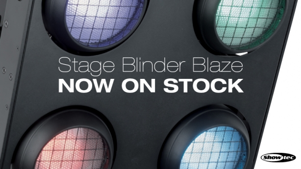 Stage Blinder 2 Blaze in stock