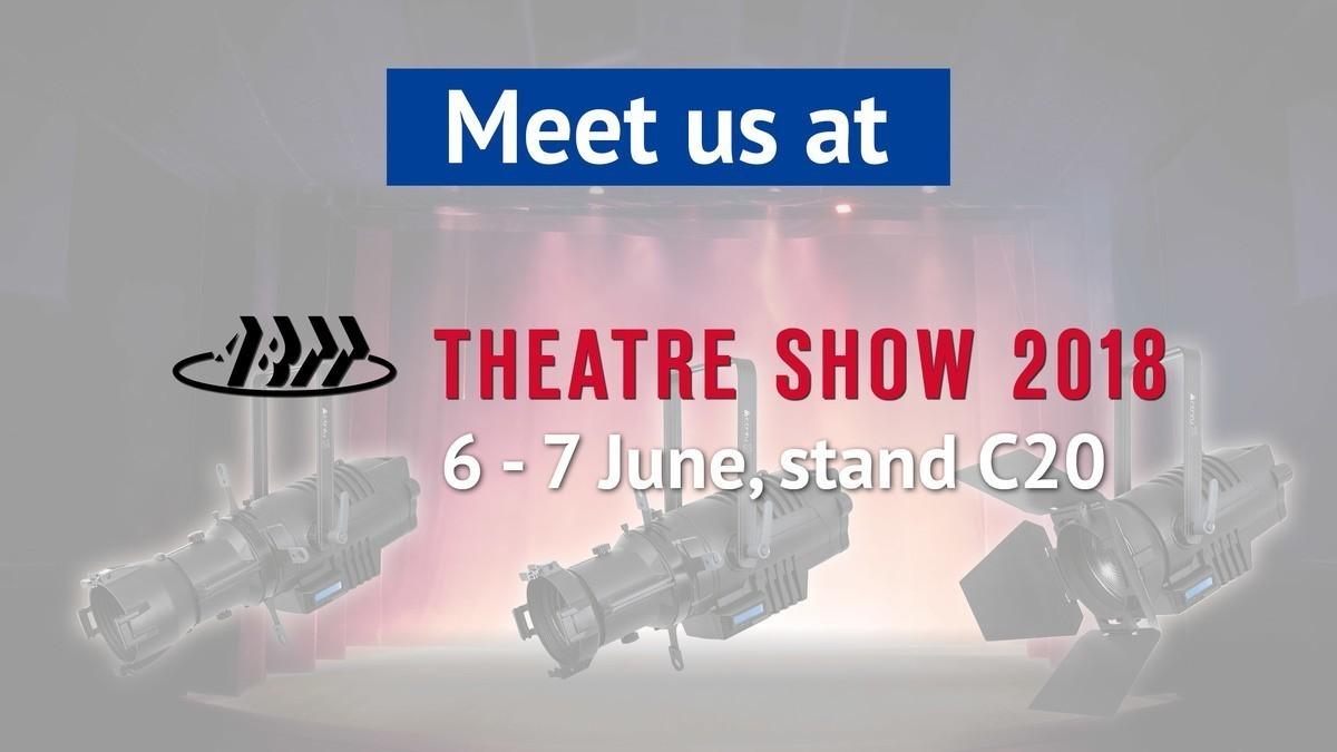 ABTT 2018 Alexandra Palace London, June 6 & 7, C20