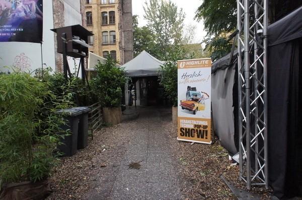 Recap: Highlite pop-up show in Berlin