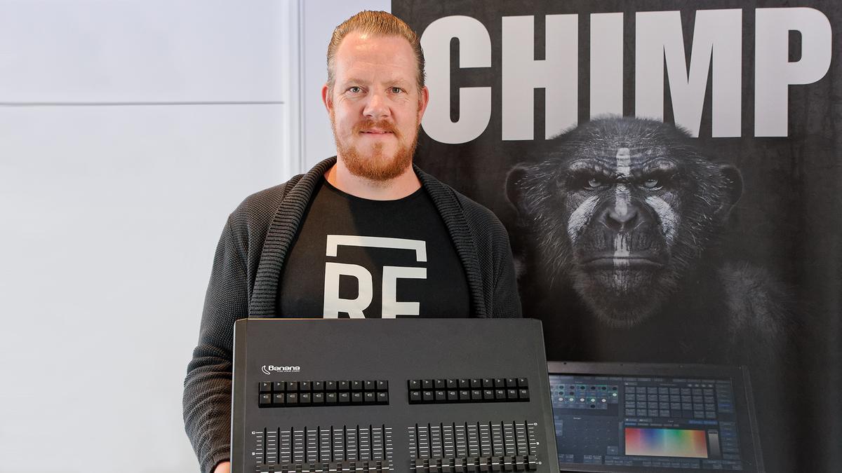 Chimp challenge delivers victor