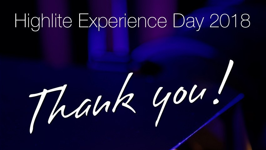 Experience day 2018 was a great success.